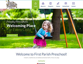 First Parish Preschool