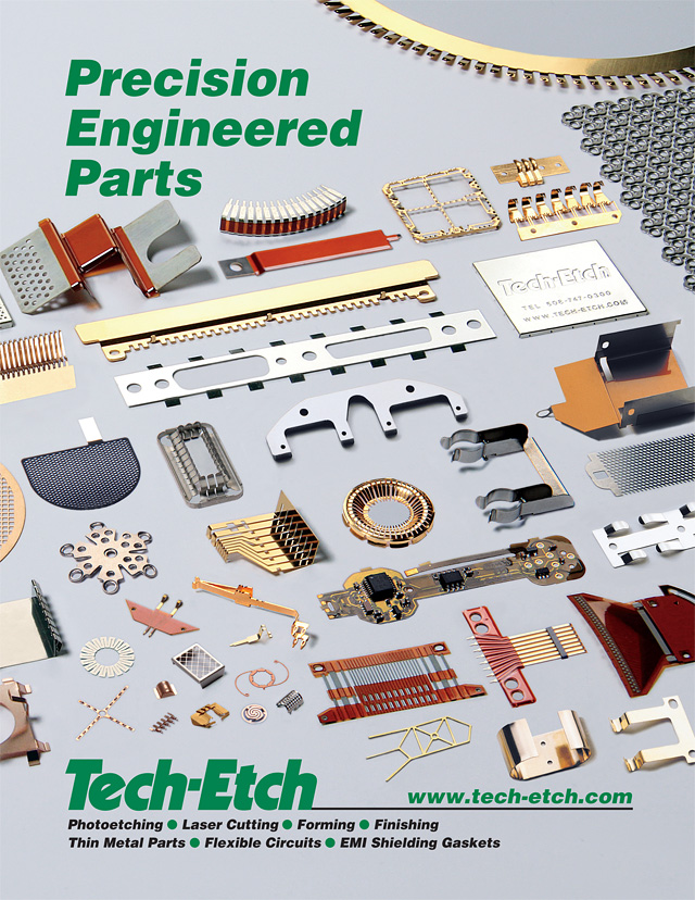 Capabilities Brochure Tech-Etch