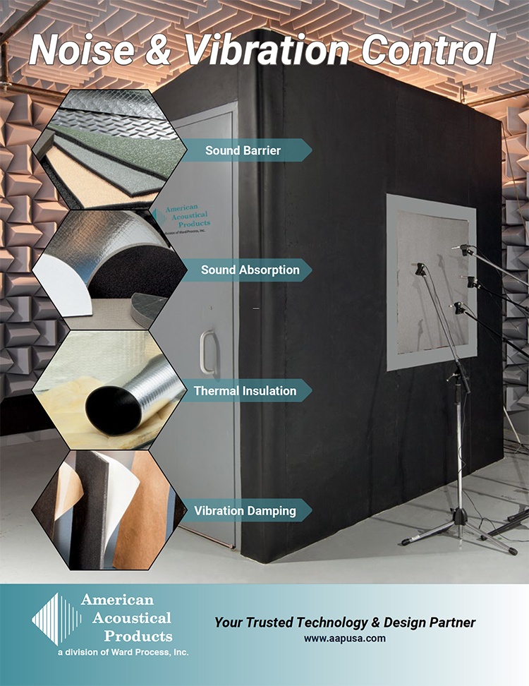 American Acoustical Products Brochure